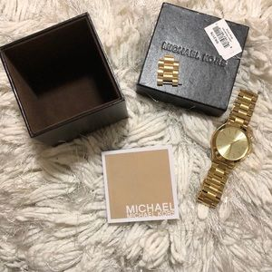 Michael Kors MK3179 Slim Runway Watch